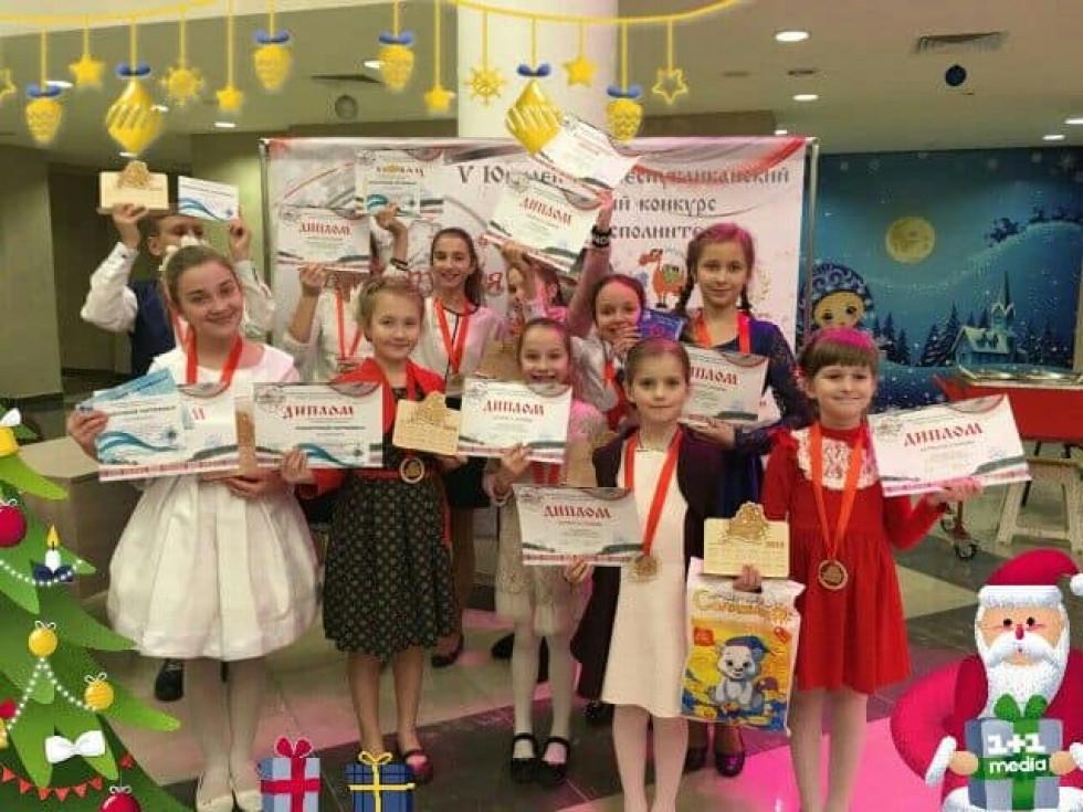 Єлизавета серед лауреатів конкурсу