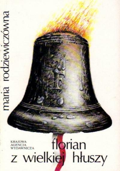 Обкладинка книги «Флоріан із Великої Глуші»