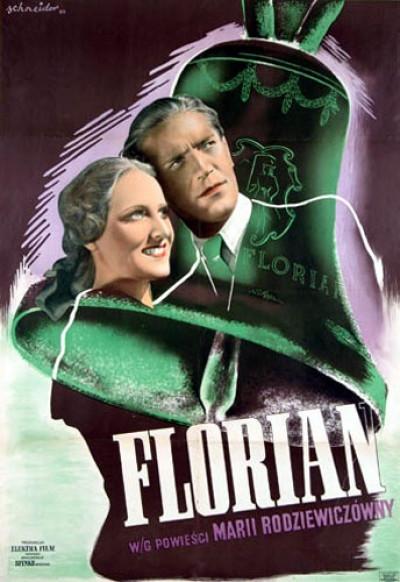 Постер фільму «Флоріан», 1938 р.