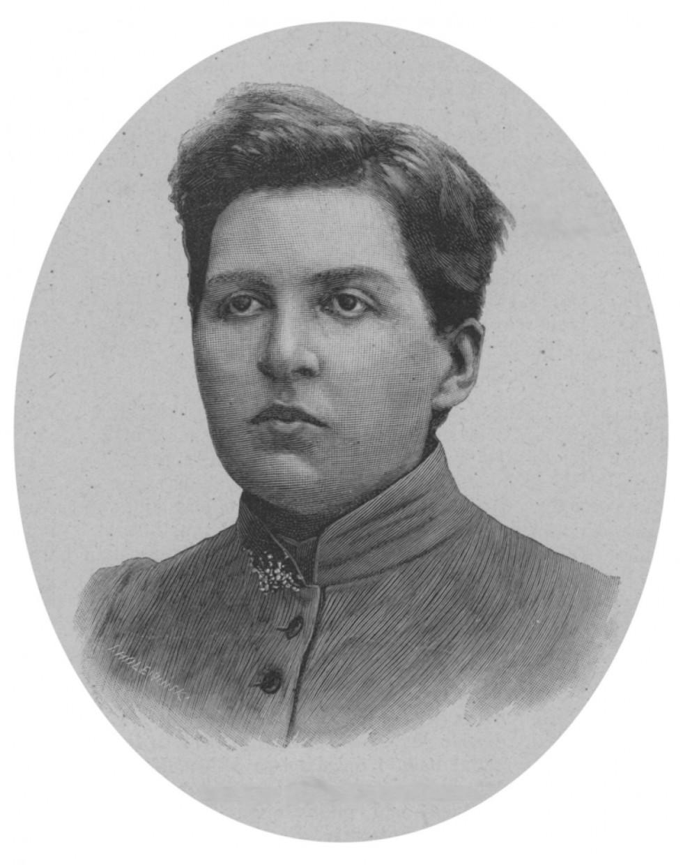 Письменниця Марія Родзевич