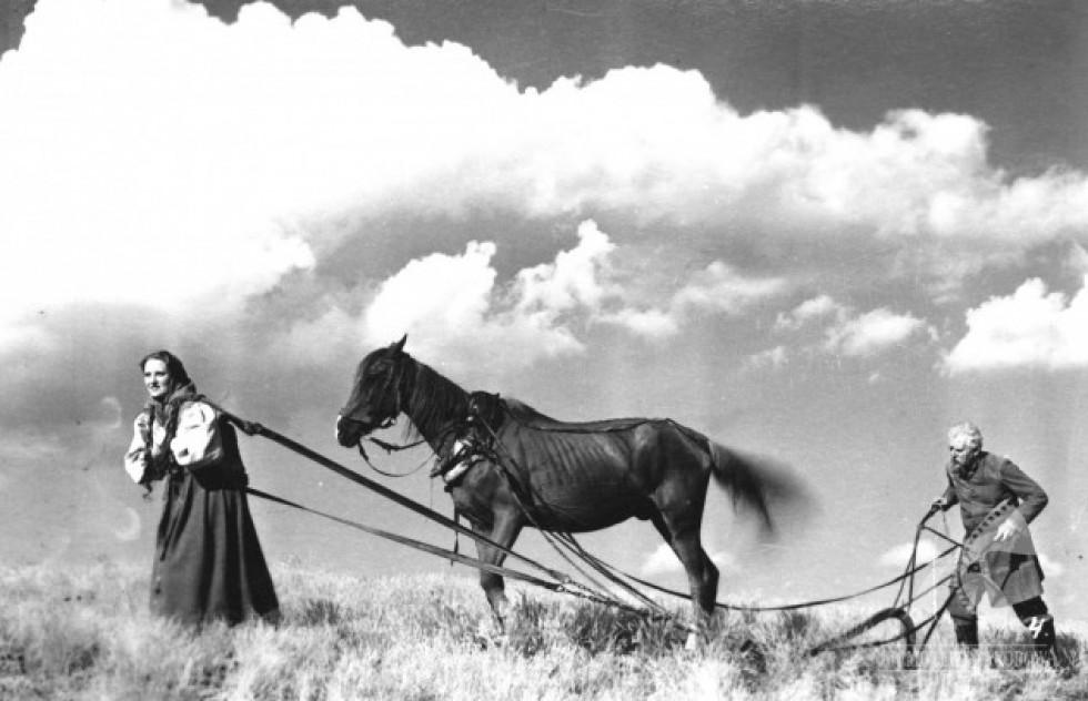 Кадр із фільму «Флоріан», 1938 р.