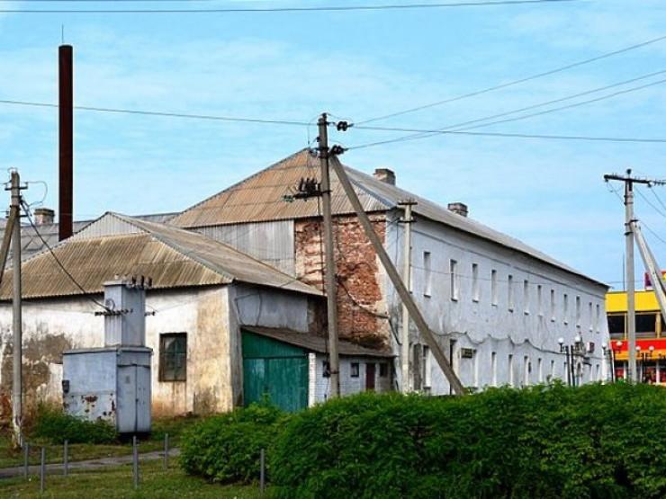 Сучасний вигляд будівлі колегіуму піярів