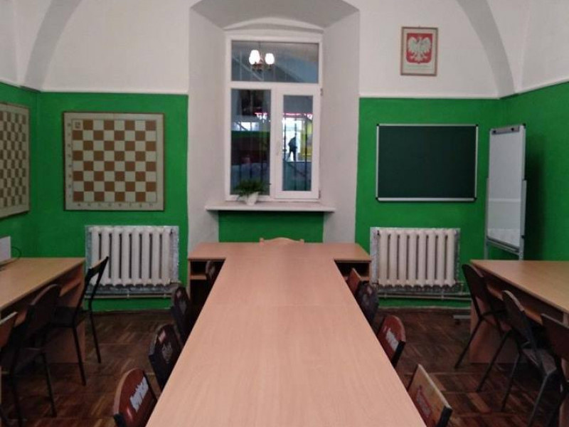 Кабінет польської мови