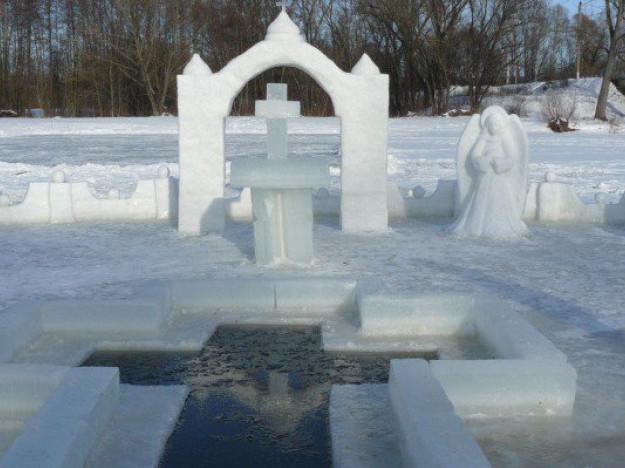 Де в Любешеві купатимуться на Водохреще