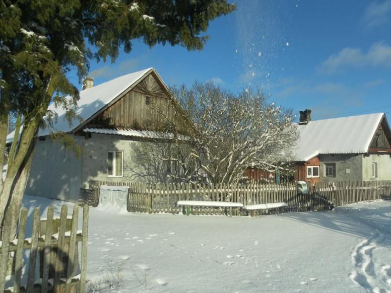 Зима на хуторі