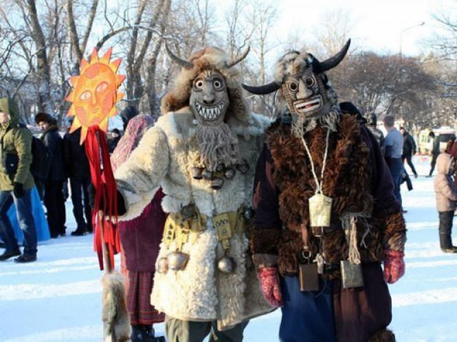 Любешівців і гостей селища запрошують на конкурс колядників і щедрувальників