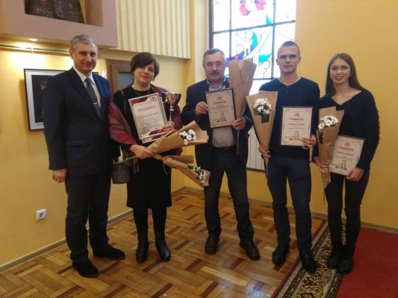 Нагородили кращих спортсменів Любешівщини