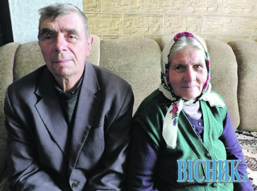 Катерина та Іван СЕРГІЙЧУКИ виростили десятеро дітей