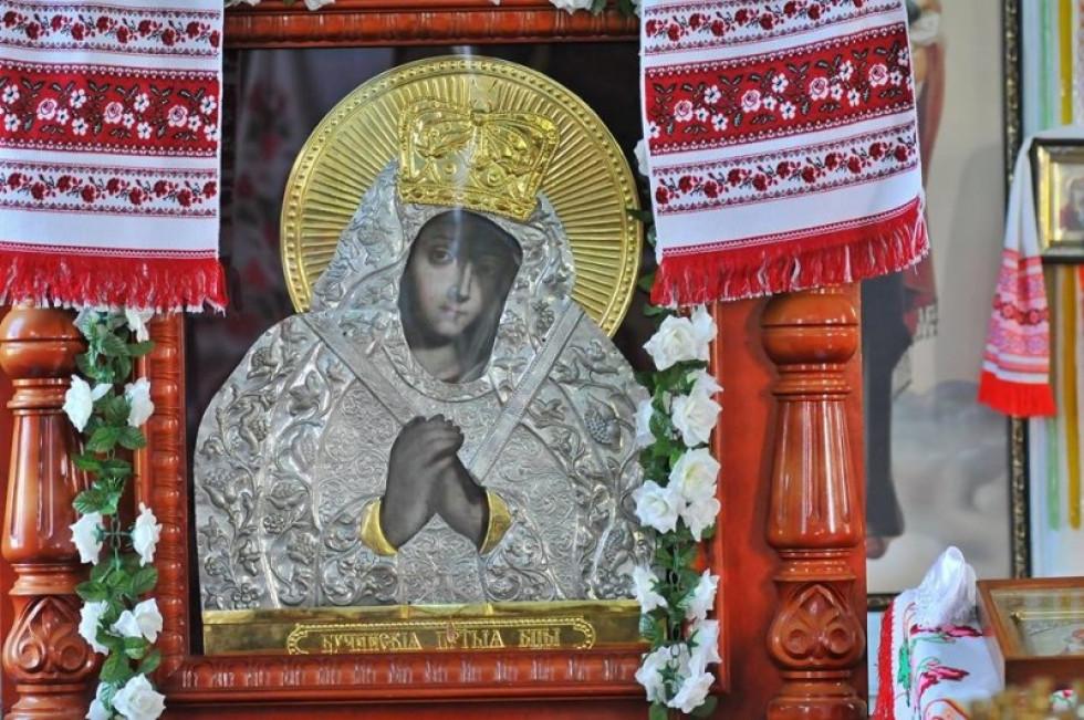 Чудотворна ікона Божої Матері