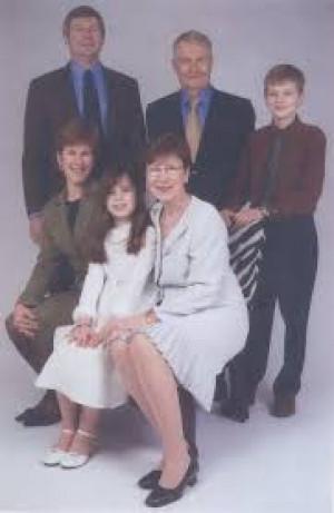 У родинному колі