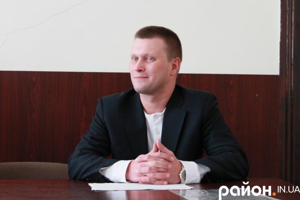 Богдан Самойленко - виконавчий директор РВ «Асоціації міст України»