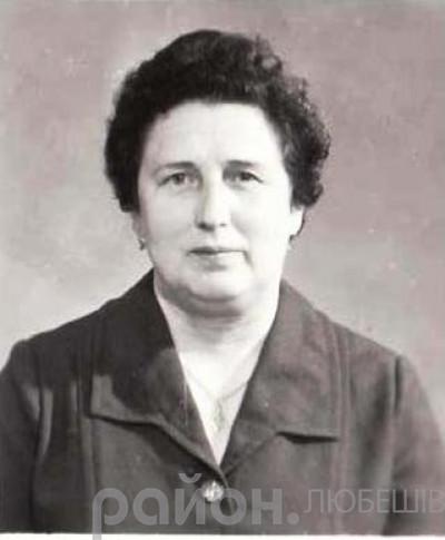 Антоніна Сащук