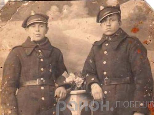 Білорус Петро Вабіщевич у польському війську