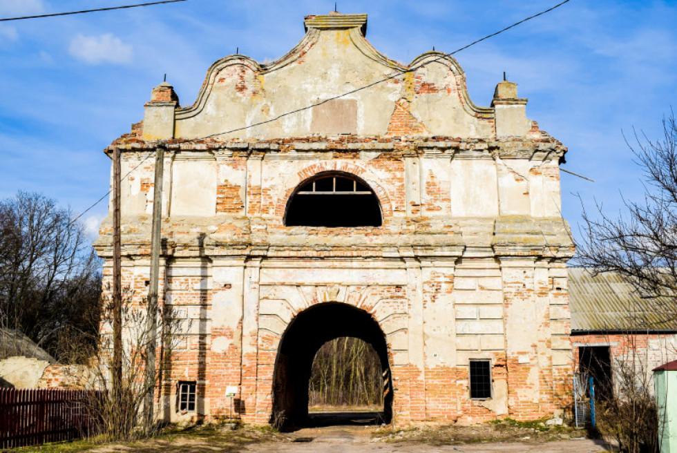 В'їзну браму XVIII ст. планують відремонтувати, але проситимуть державного фінансування. Власних грошей не вистачить