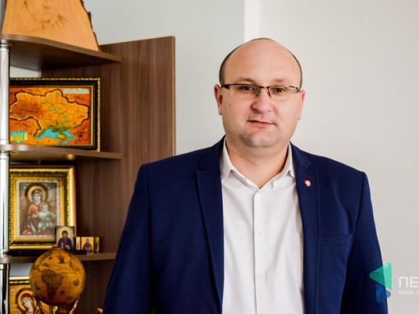 Голова Любешівської ОТГ Олег Кух