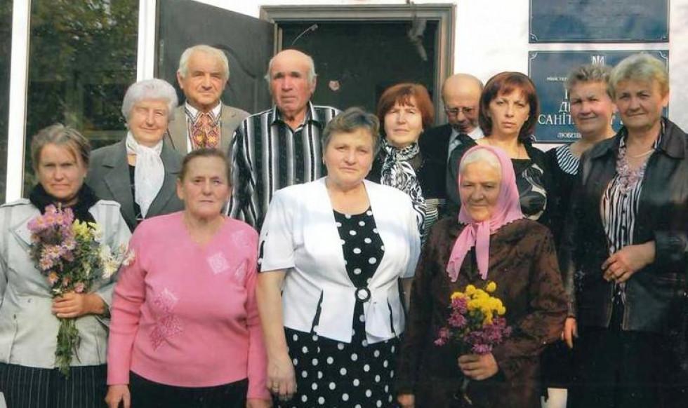 Ветерани санітарної служби Любешівщини