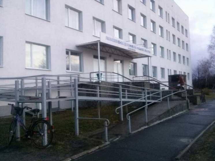 Поліклінічне відділення Любешівської ЦРЛ