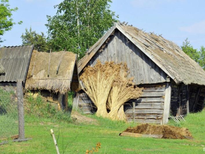 Будинок у селі Сваловичі
