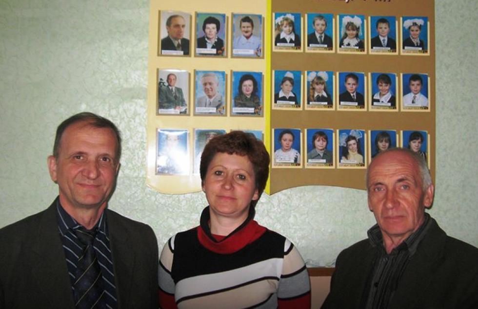 Віктор і Петро Кравчуки