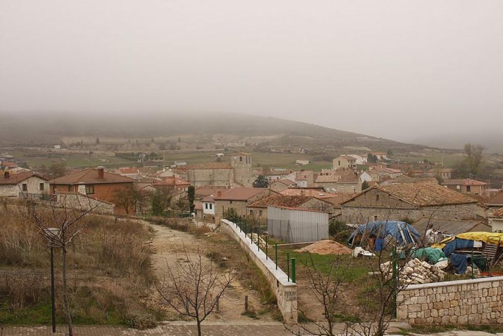 Кастрильйо-дель-Валь – місцевість, де народилася майбутня українська письменниця