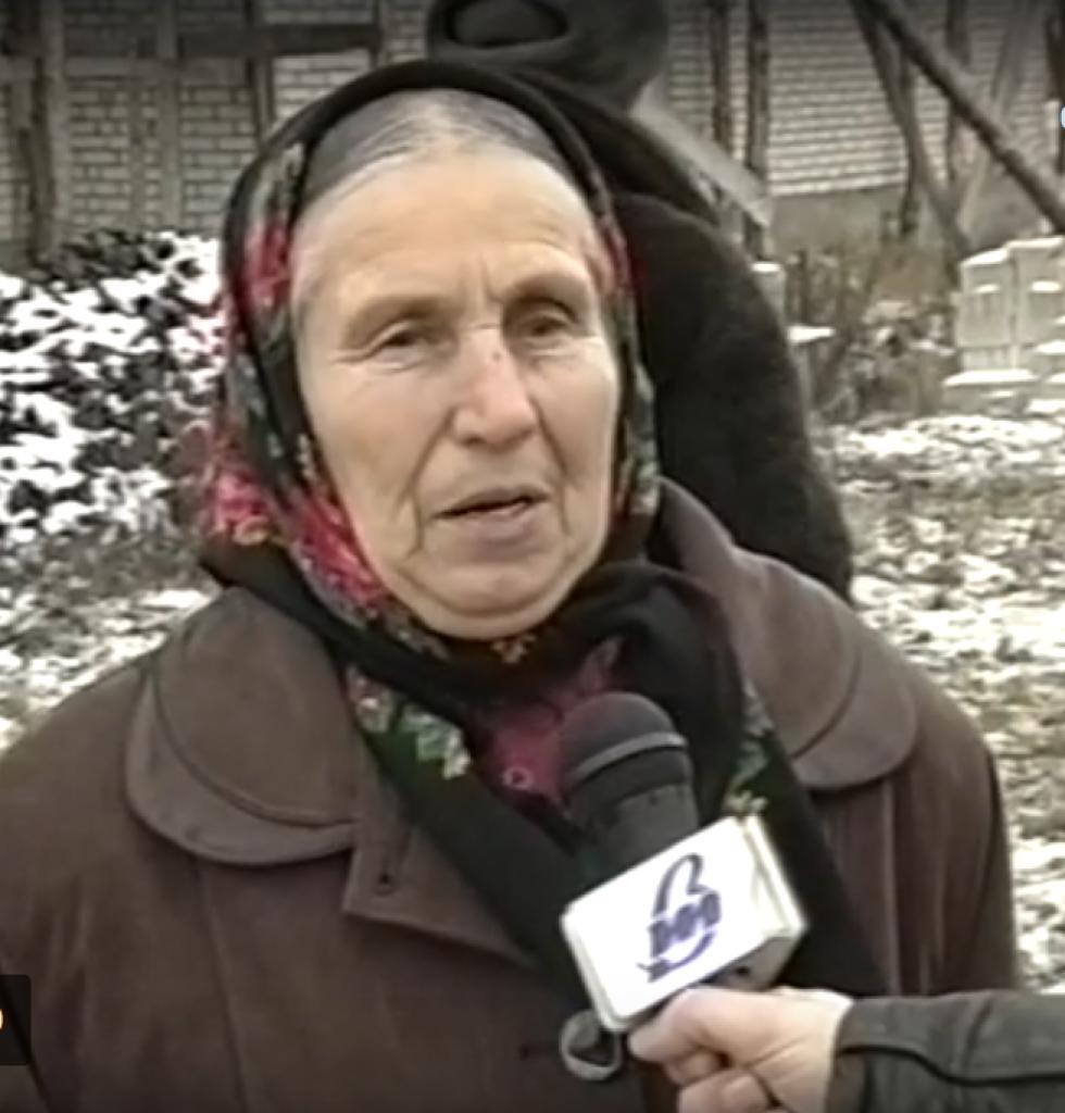 Очевидиця трагедії в Лахвичах Ірина Сінчук