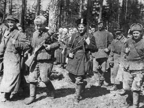 Радянські партизани