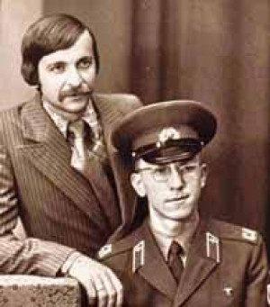 Григорій із братом Михайлом
