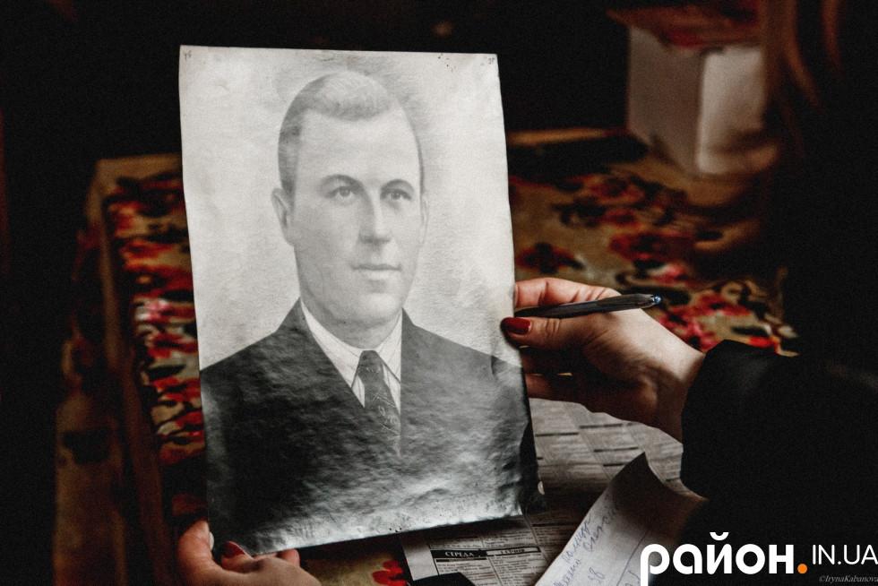 Поліщук Олександр Семенович повернувся з війни пораненим