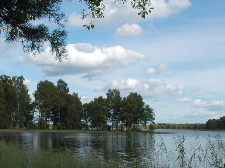 Озеро Шині