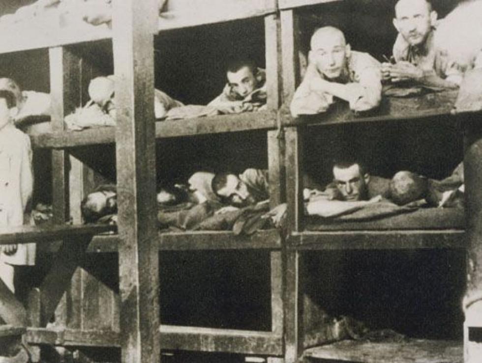 «Вороги народу» в одному з пермських таборів